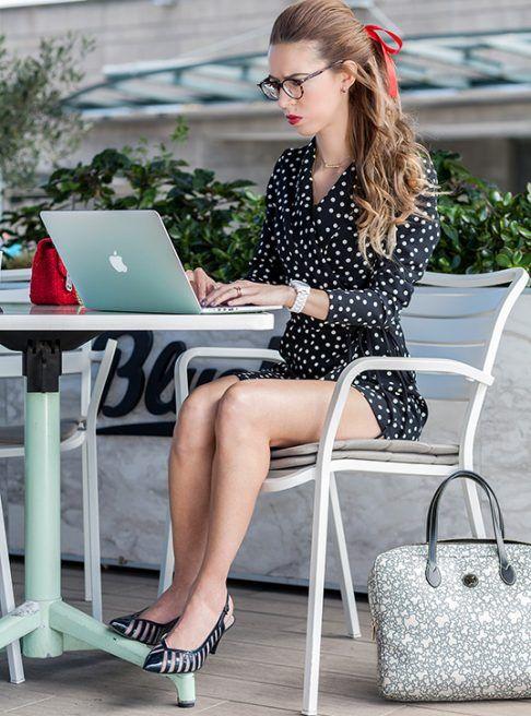 Romina licenciada en Administración de empresas